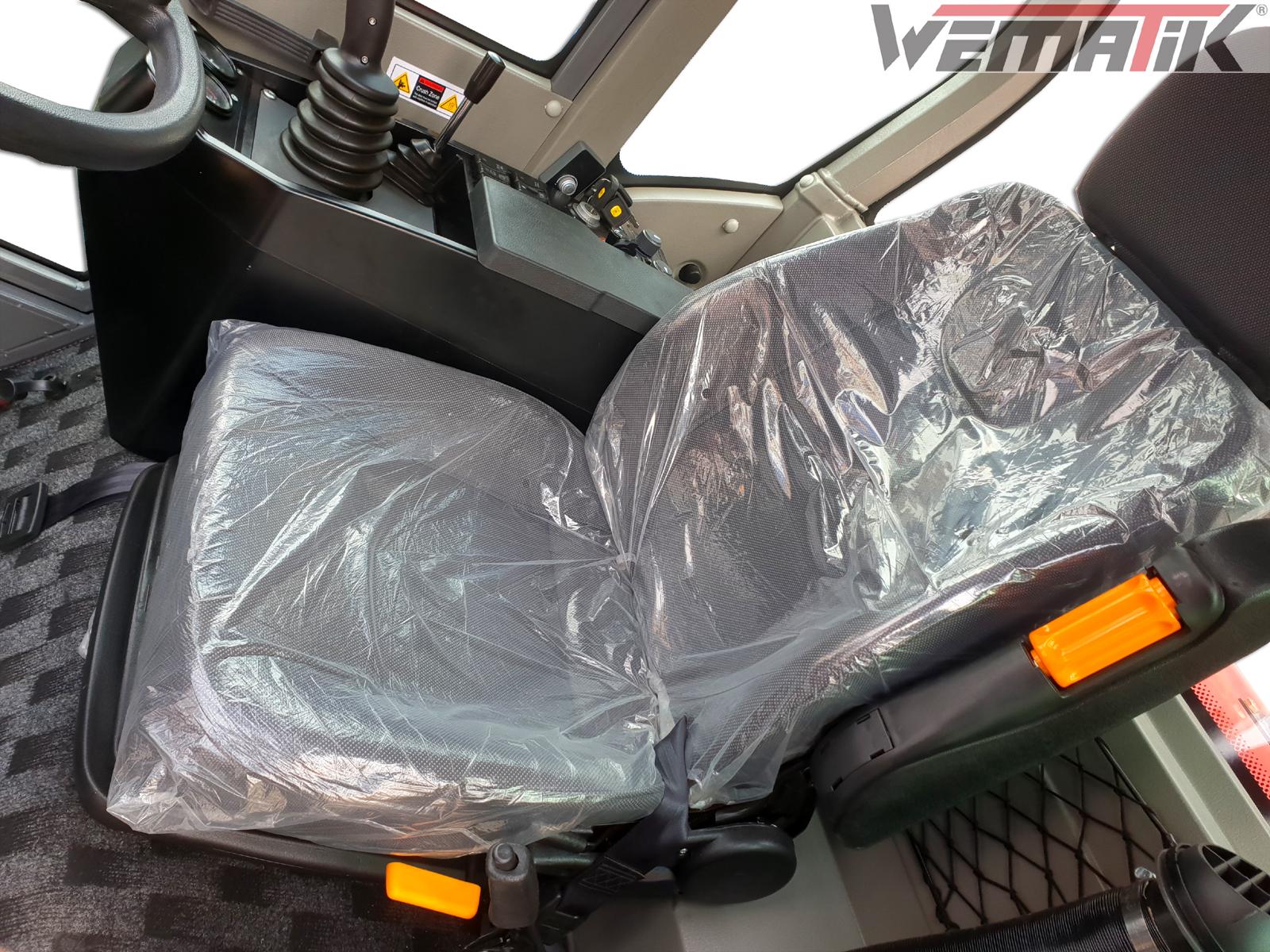 Radlader 816 - 1600 kg Hubkraft
