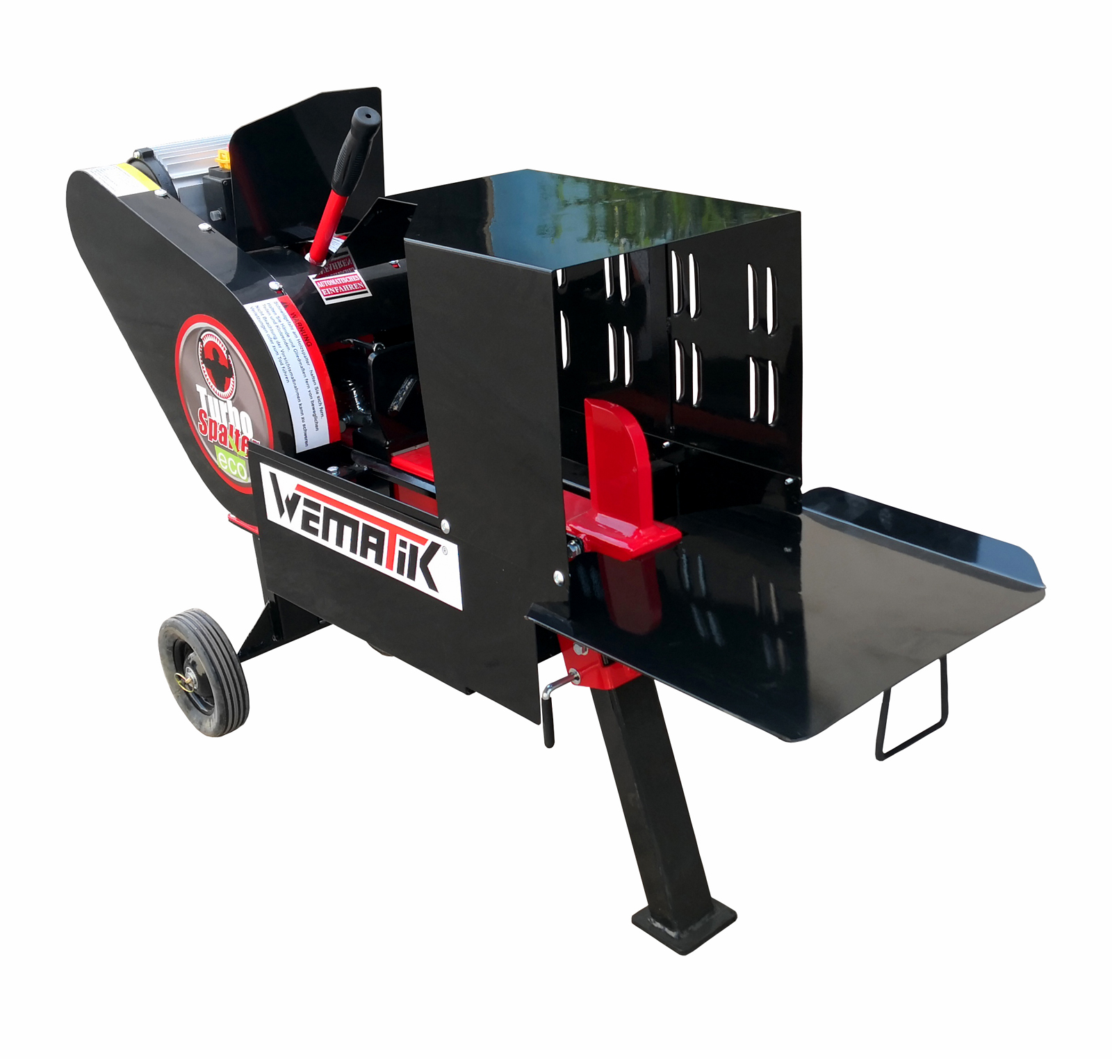 Turbo Spalter ECO Schwungradspalter 8 Tonnen