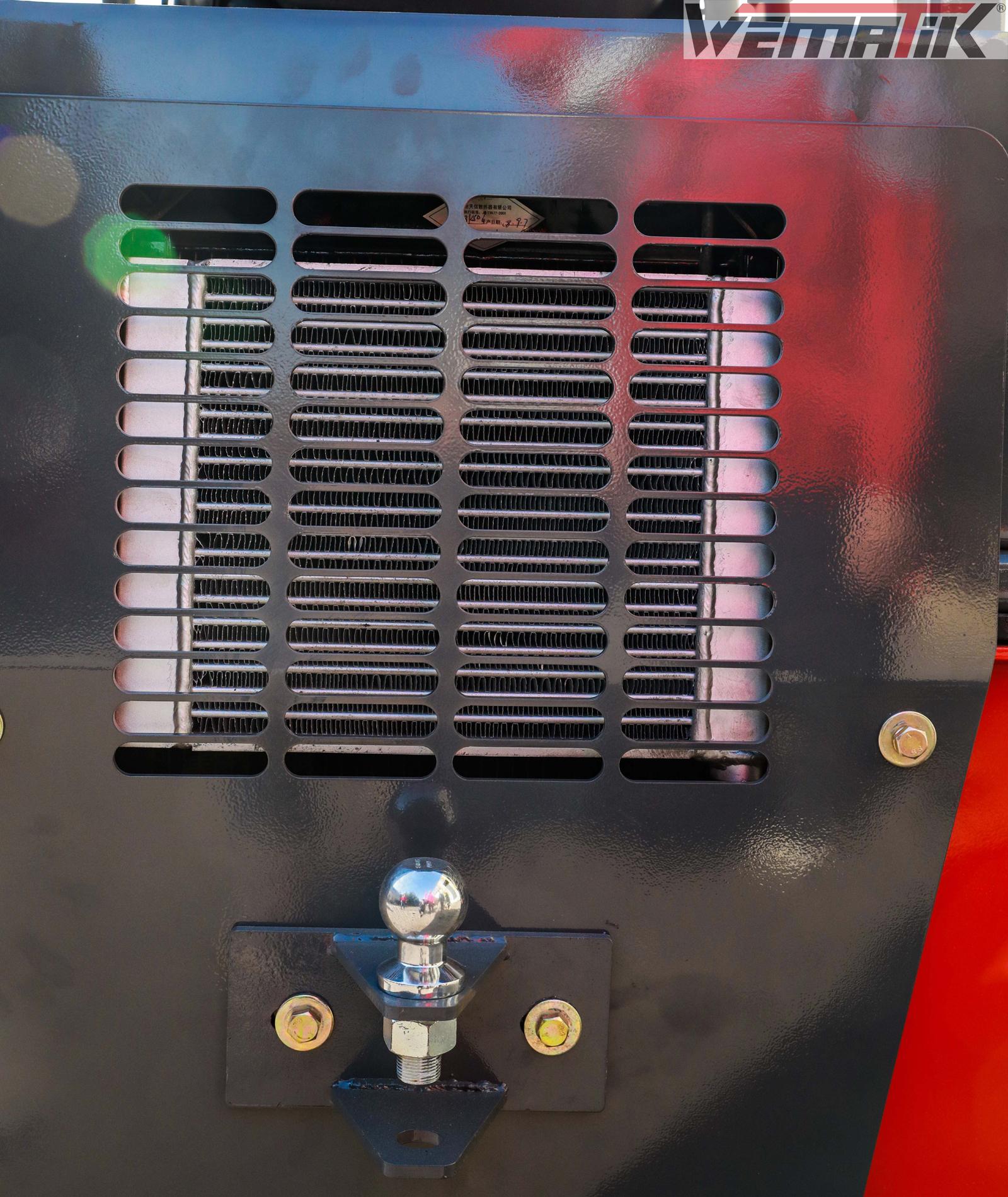 Radlader 807 - 700kg Hubkraft